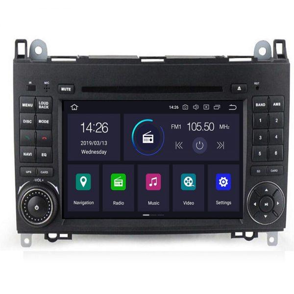 Car-Multimedia-Player-GPS-Android-9-0-4-64G-2Din-DVD-Automotivo-For-Mercedes-Benz-Sprinter